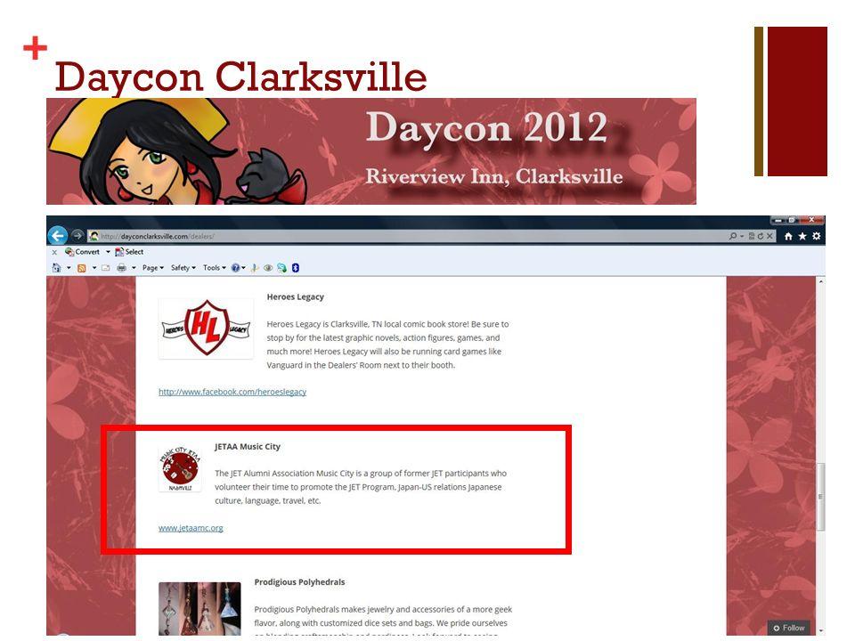 + Daycon Clarksville