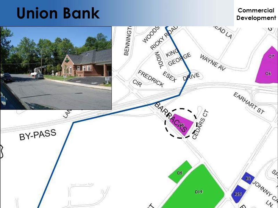 Union Bank Commercial Development