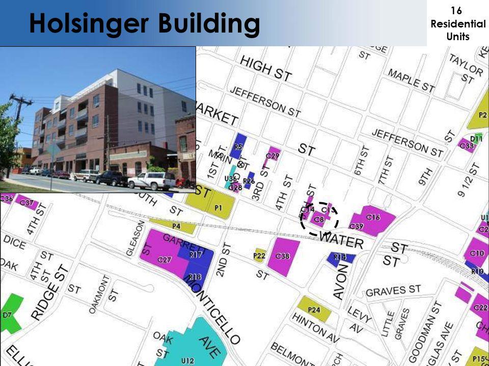 Holsinger Building 16 Residential Units