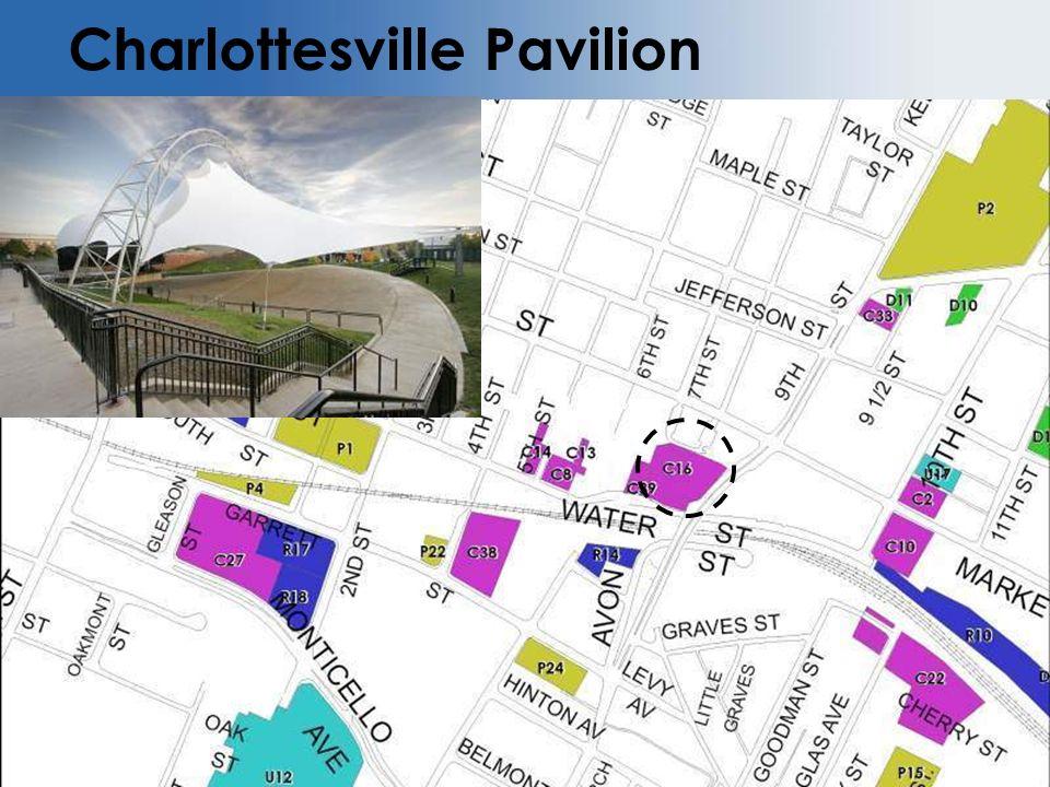 Charlottesville Pavilion