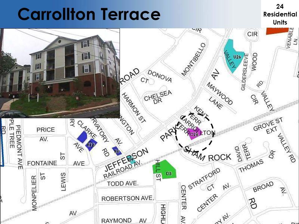 Carrollton Terrace 24 Residential Units