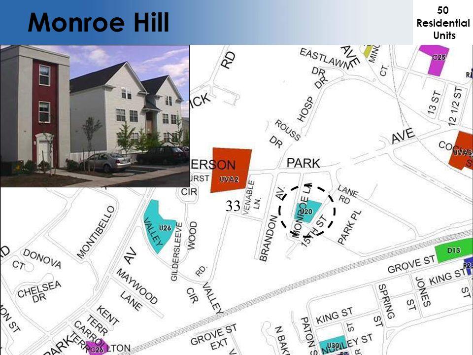 Monroe Hill 50 Residential Units 33