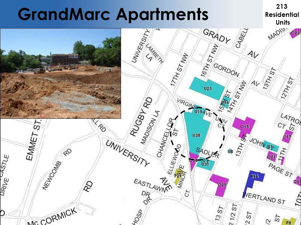 GrandMarc Apartments 213 Residential Units
