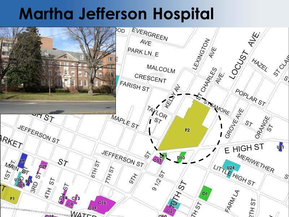 Martha Jefferson Hospital