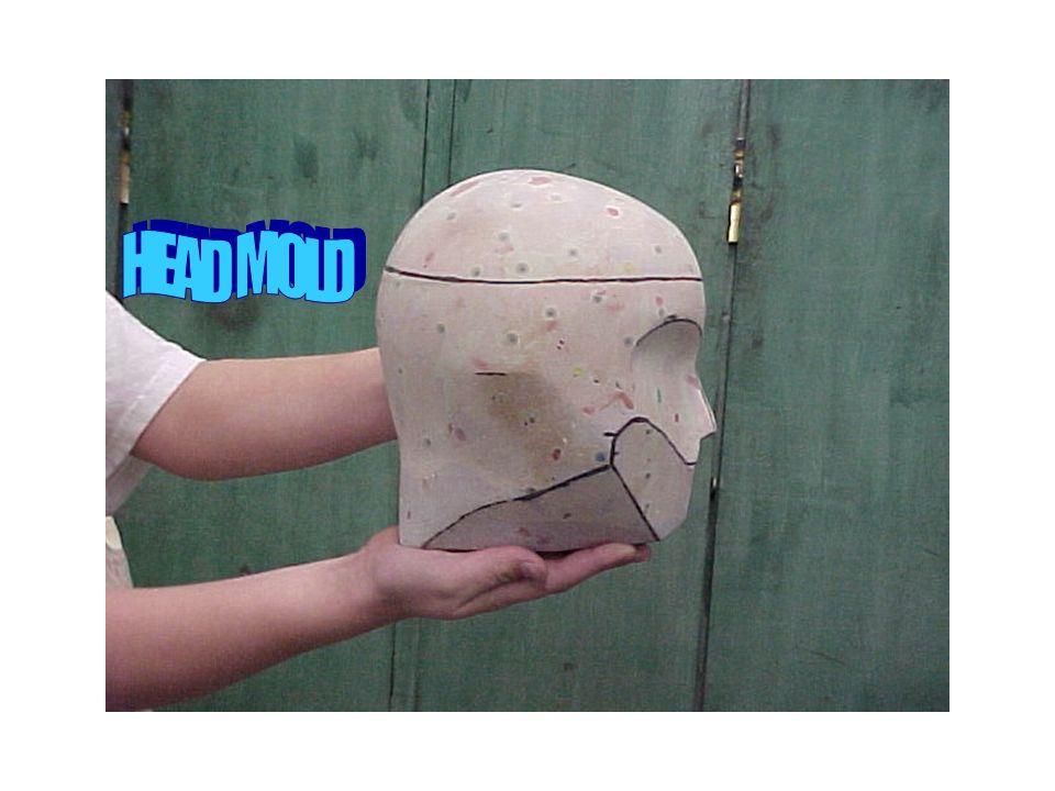 Head mold