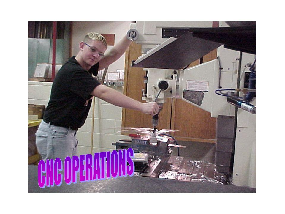 Jason G. on CNC