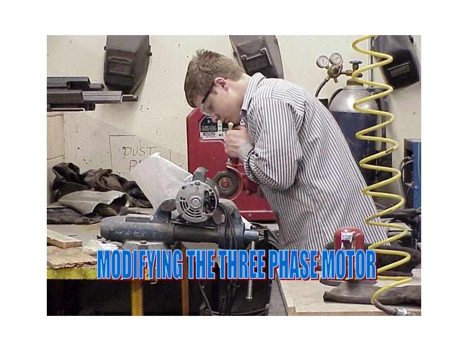 Work on motor