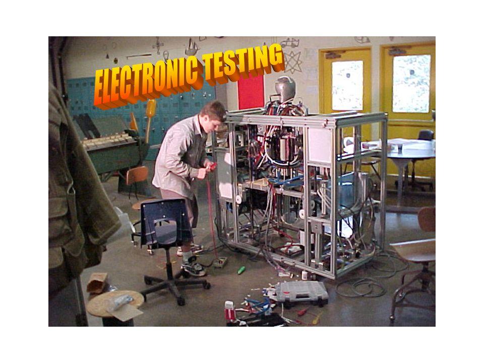 Electronics testing-Dim