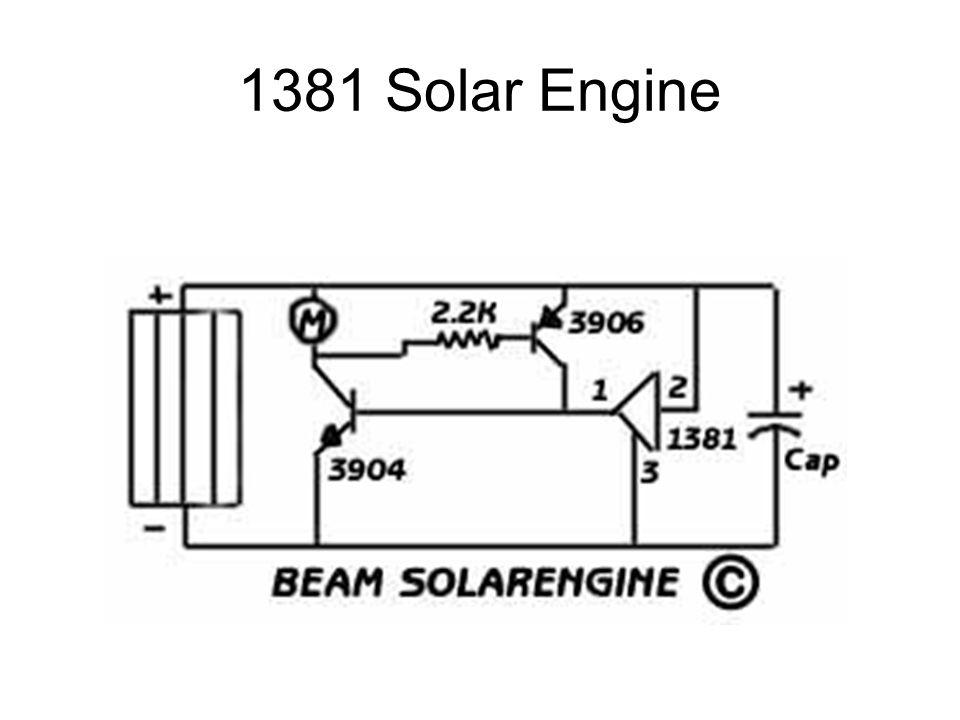 1381 Solar Engine