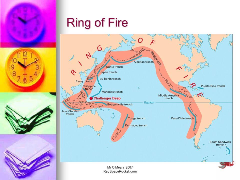 Mr OMeara 2007 RedSpaceRocket.com Ring of Fire