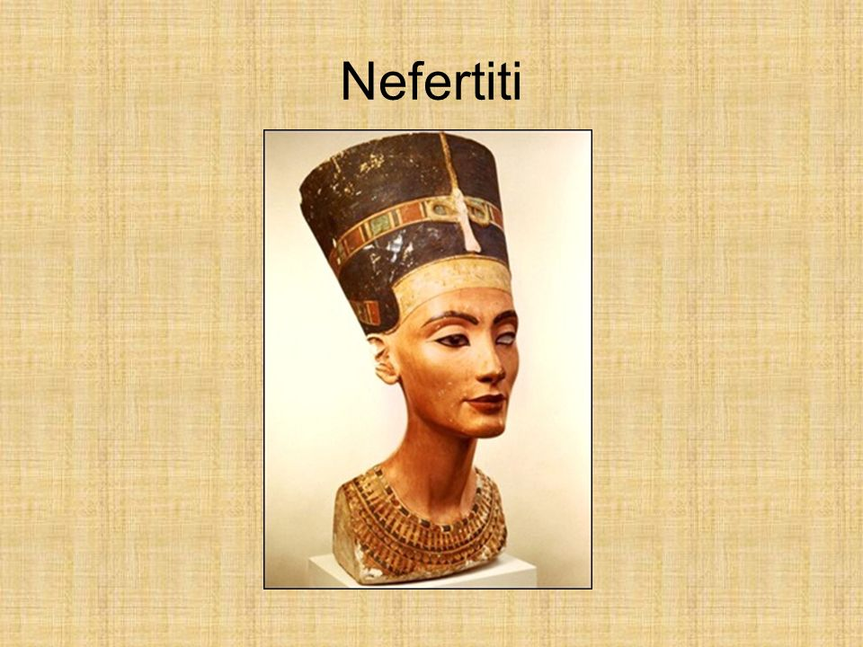 In 1539 B.C. Egyptians took back the empire Amenhotep IV 1353 BC & wife, Nefertiti -- urged people to worship only one god, the Aton pharaoh changed h