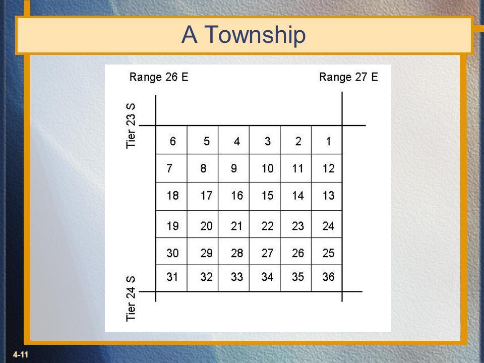 4-11 A Township