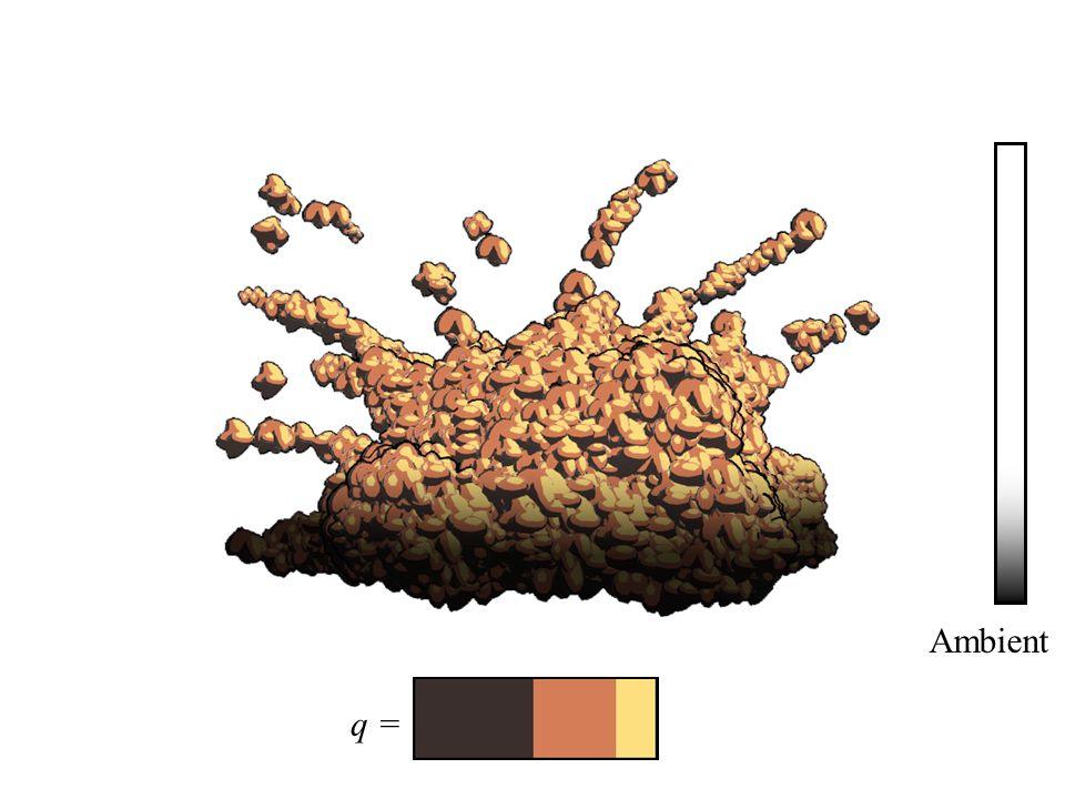 Explosion Color q = Ambient