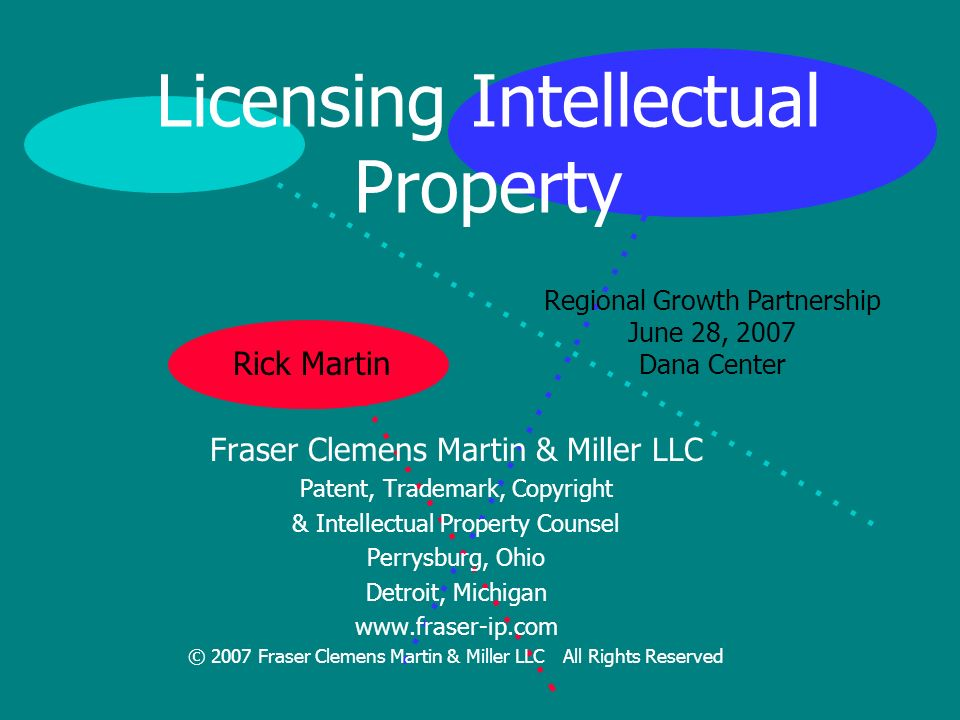 n 5.INTELLECTUAL PROPERTY PROTECTION n A.