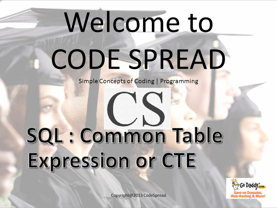 Welcome to CODE SPREAD Simple Concepts of Coding | Programming