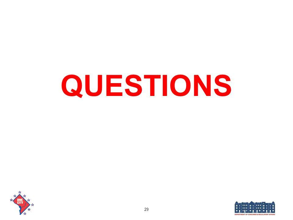 QUESTIONS 29