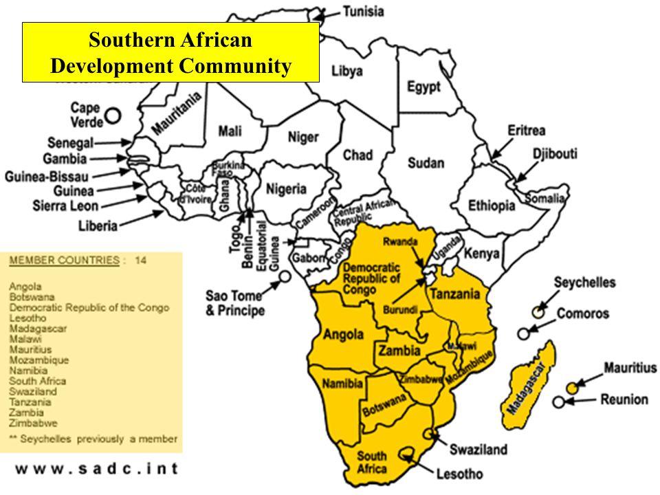 Southern African Development Community
