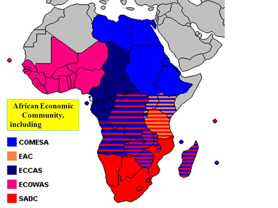 African Economic Community, including
