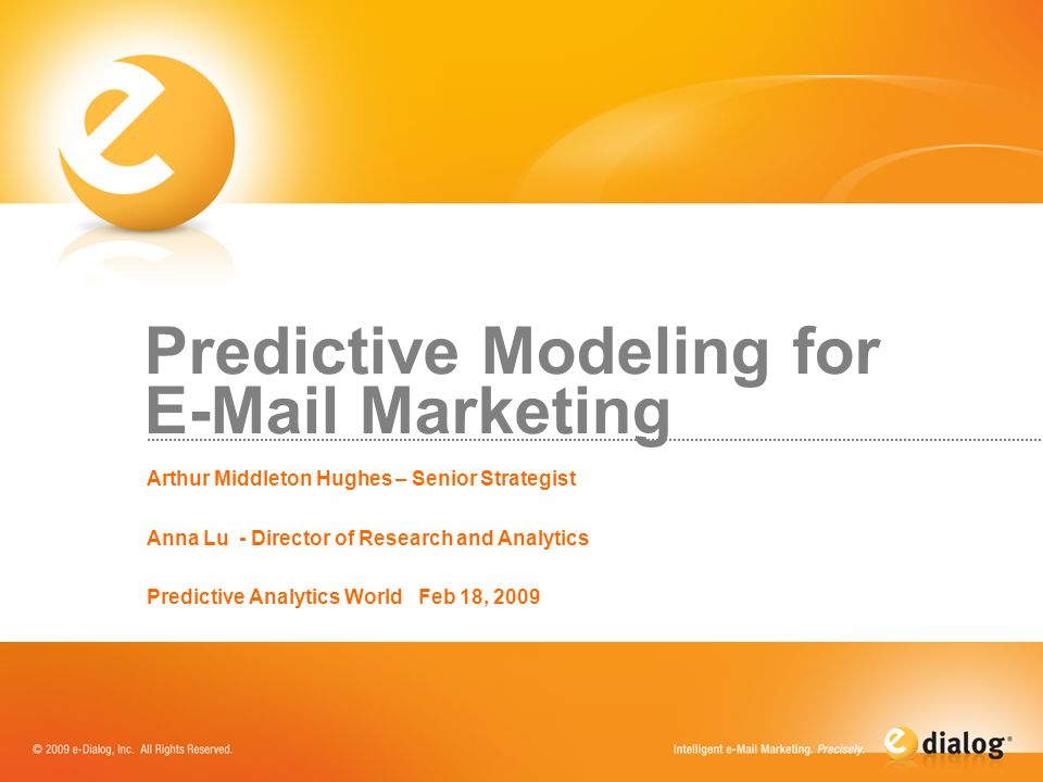 What Does E-mail Marketing Do.