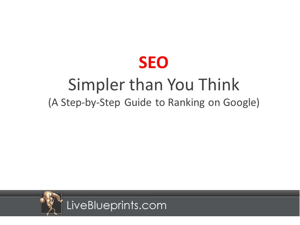 SEO – Simpler than You Think How It Works – On Page – Description Tag Example from BlingBlingPuppy.com