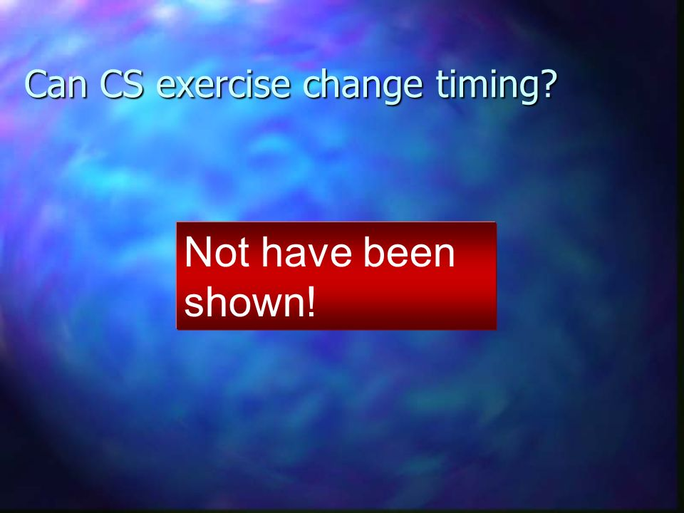 Pain evasion strategy? Perhaps there is a protective advantage in delaying TA onset times?