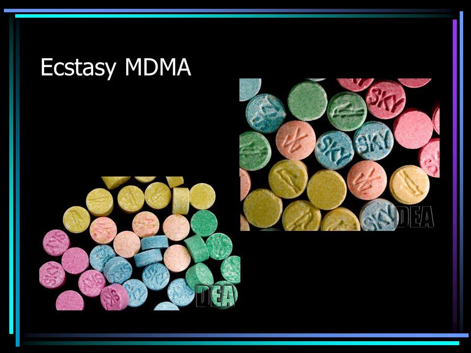 Ecstasy MDMA