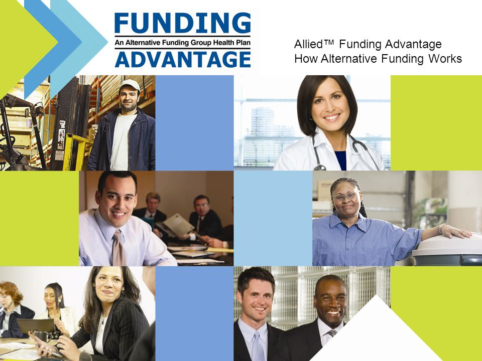 Allied Funding Advantage How Alternative Funding Works