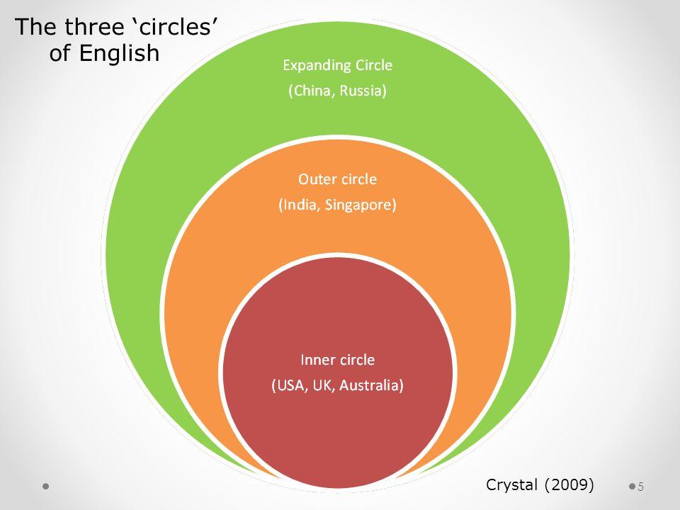 Crystal (2009) The three circles of English 5