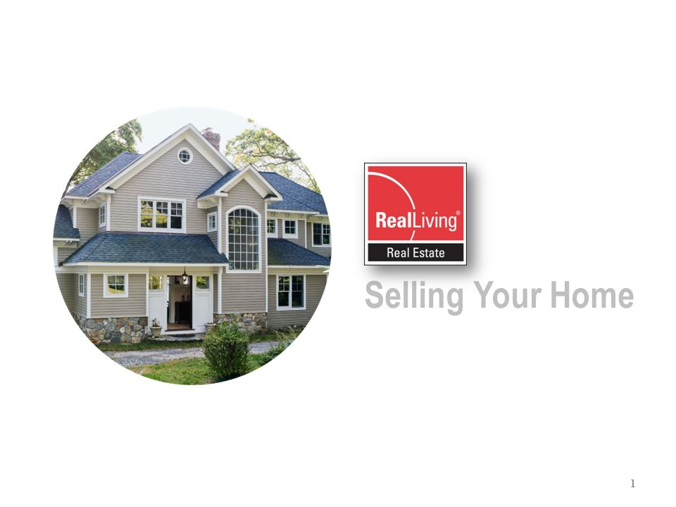 Selling Your Home 1