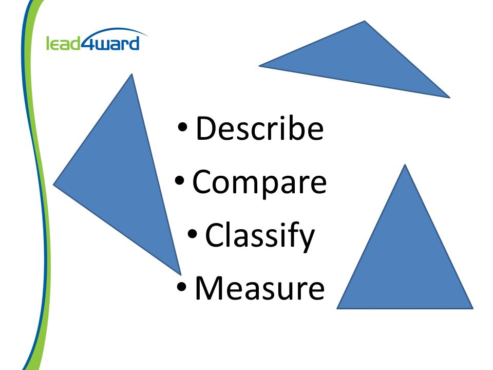 Math: SE 4.8A Identify and describe right, acute, and obtuse angles.