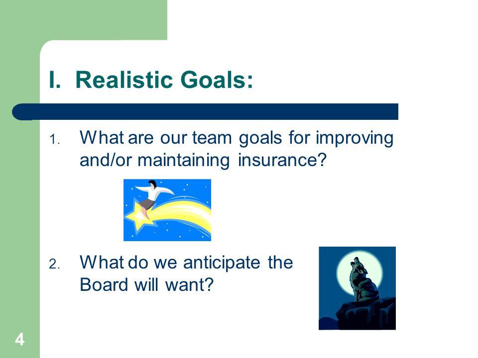 5 Association Goals 1.