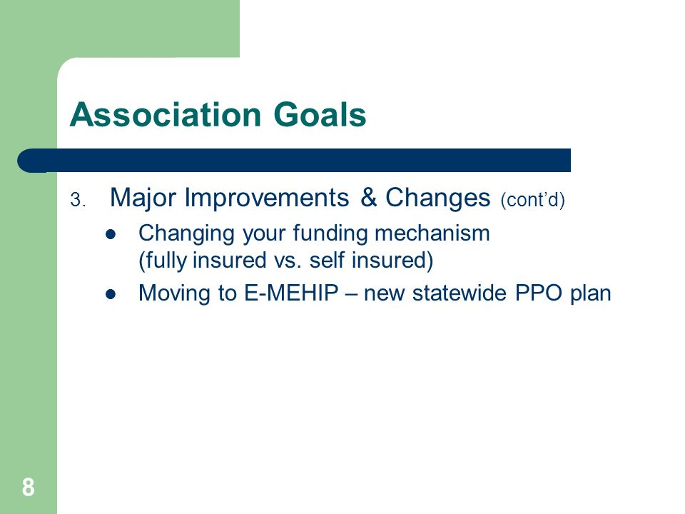 29 E-MEHIP A self-funded plan administered by MERCER, as a TPA (Third Party Administrator).