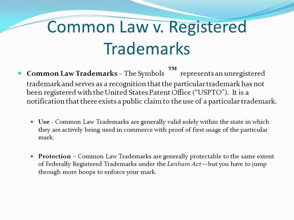 Common Law v.