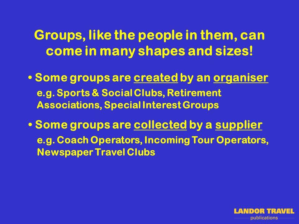Not only Group Travel Organiser magazine!