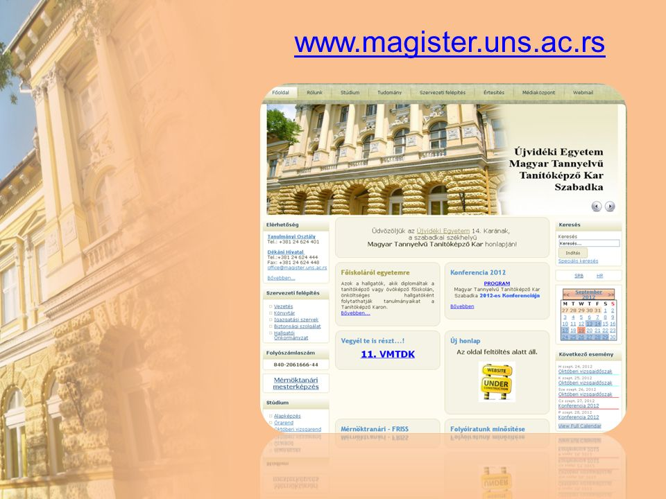 www.magister.uns.ac.rs