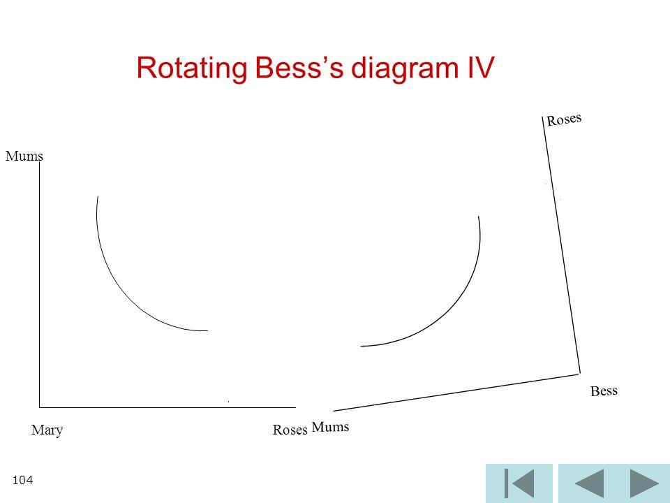 104 Rotating Besss diagram IV Mums Bess Roses