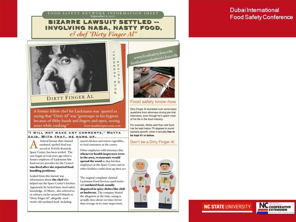 Dubai International Food Safety Conference