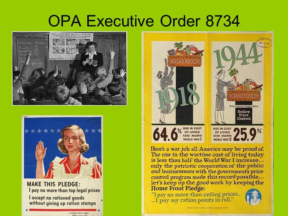 War Production Board Executive Order 9024