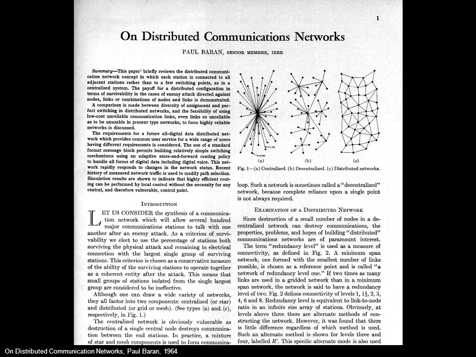 ARPANET Completion Report, 1978 http://personalpages.manchester.ac.uk/staff/m.dodge/cybergeography//atlas/historical.html