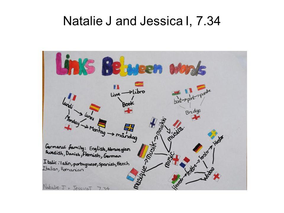 Natalie J and Jessica I, 7.34