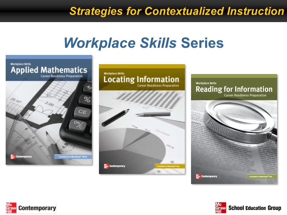 Workplace Skills Series
