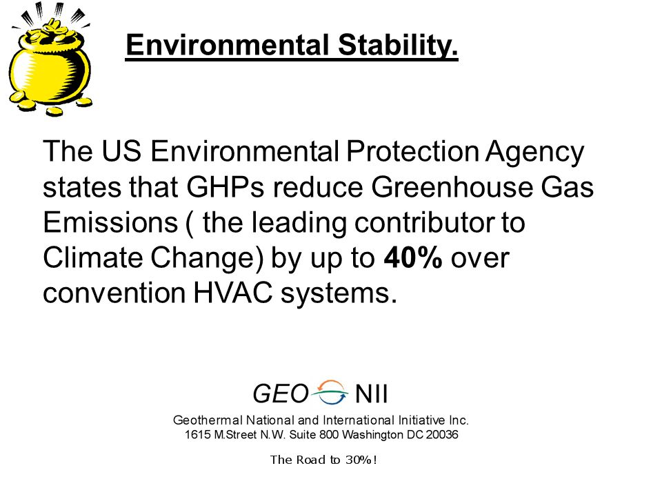 Environmental Stability.