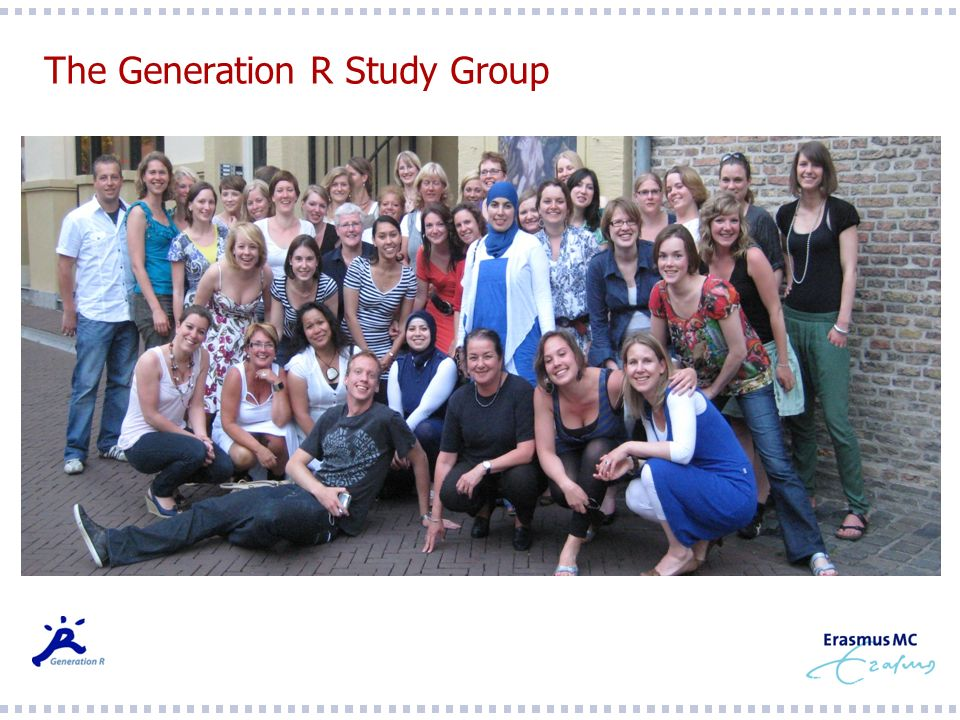The Generation R Study Group