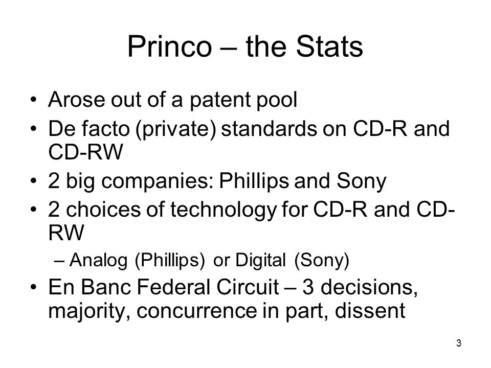 Part 1 Traditional Views of Antitrust and Patent Misuse