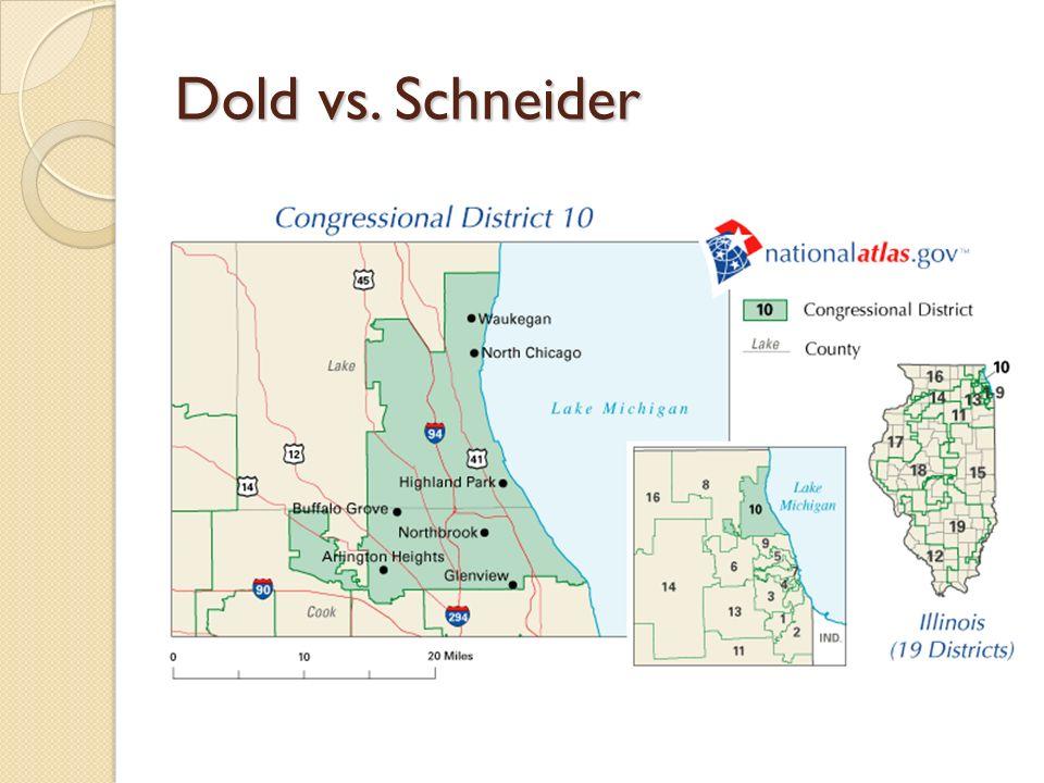 Dold vs. Schneider