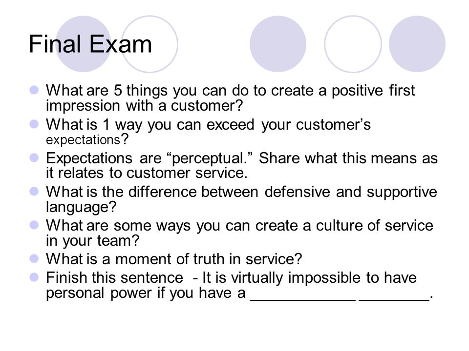 How are people being recognized for outstanding service? What processes can you put in place so recognition can be given by everyone? How does your te