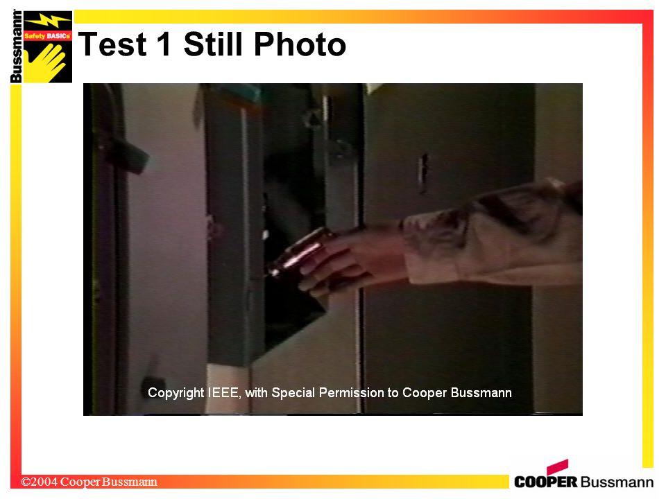 Test 1 Still Photo