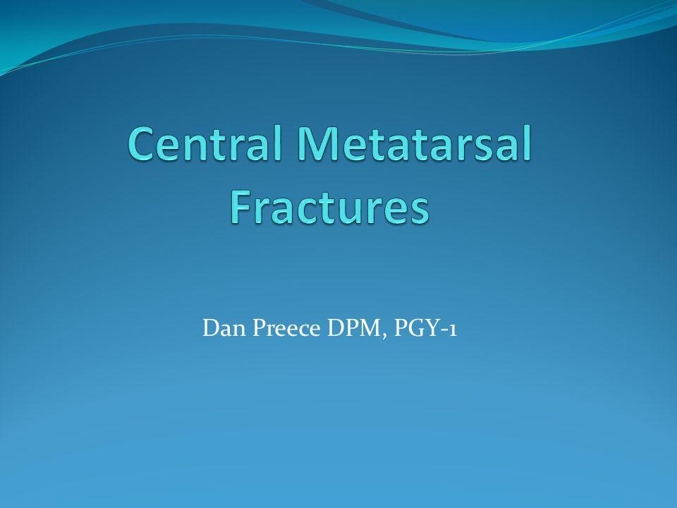 Dan Preece DPM, PGY-1