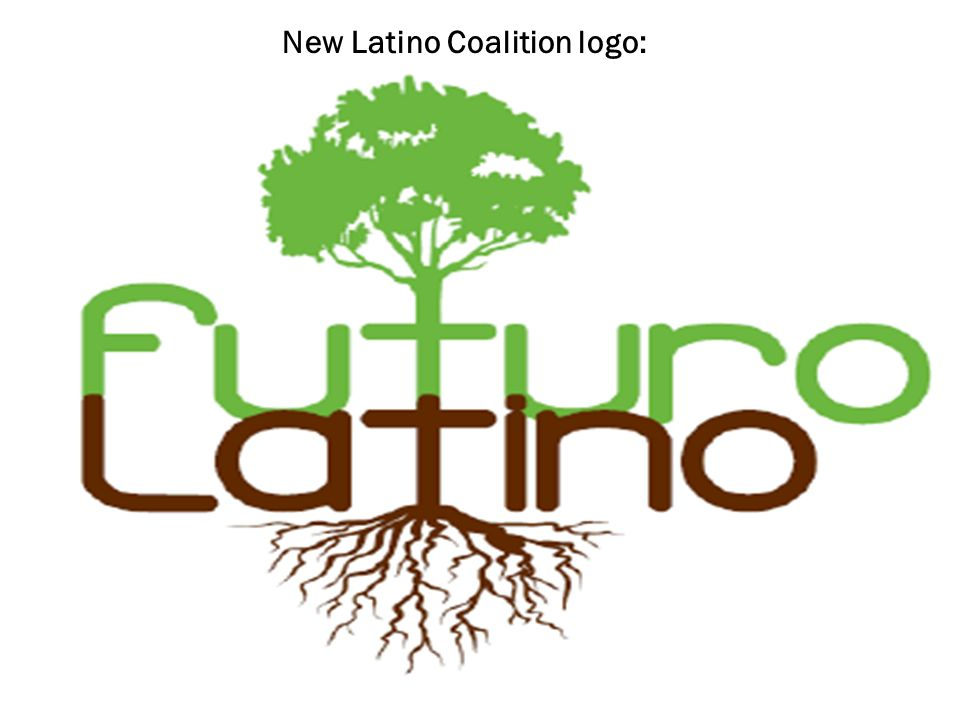 New Latino Coalition logo: