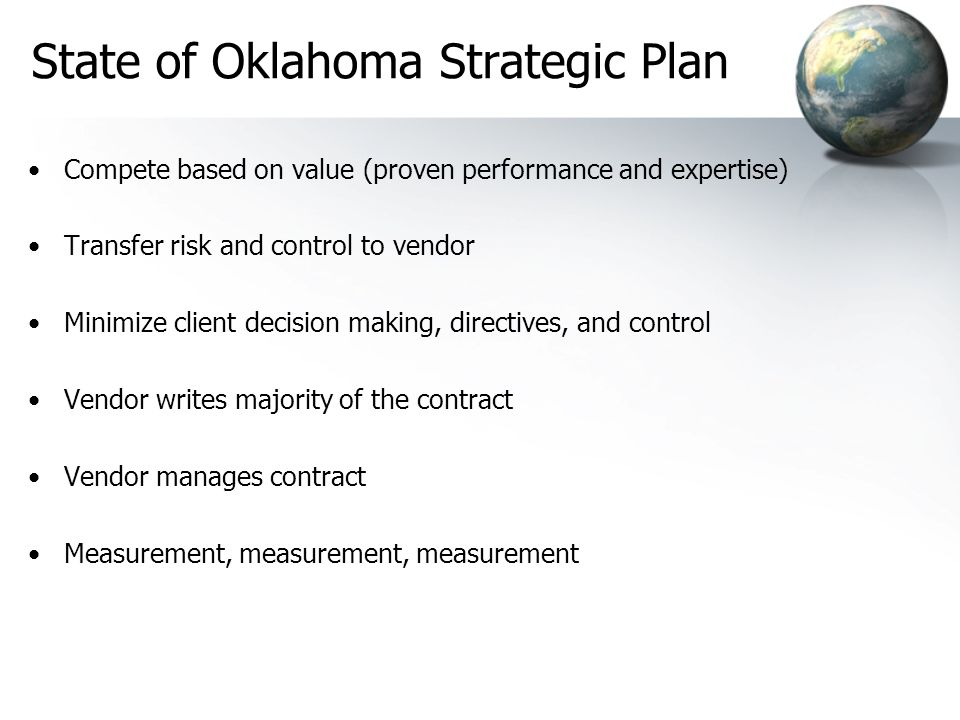 Performance Based Studies Research Group www.pbsrg.com State of Oklahoma Risk Management Training